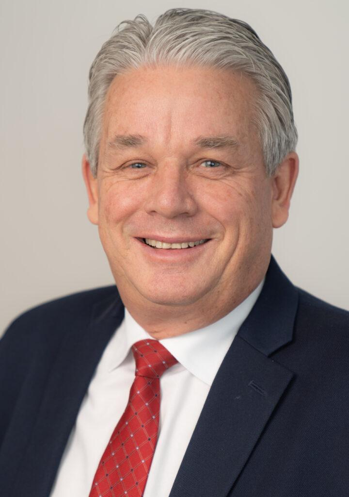 Photo of Rick Knight, Knight Aerospace Executive Vice President of Global Sales