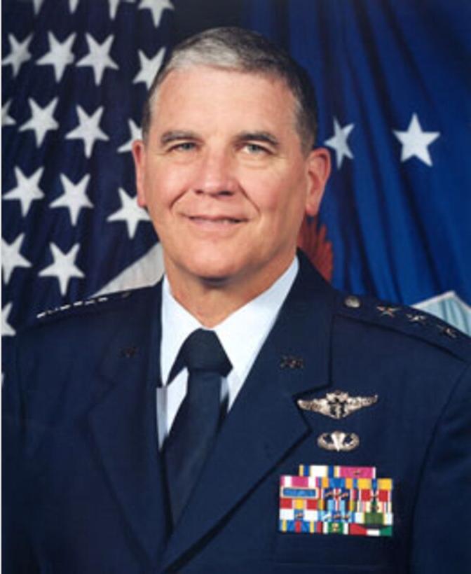 Lieutenant General (Dr.) Paul K. Carlton Jr.