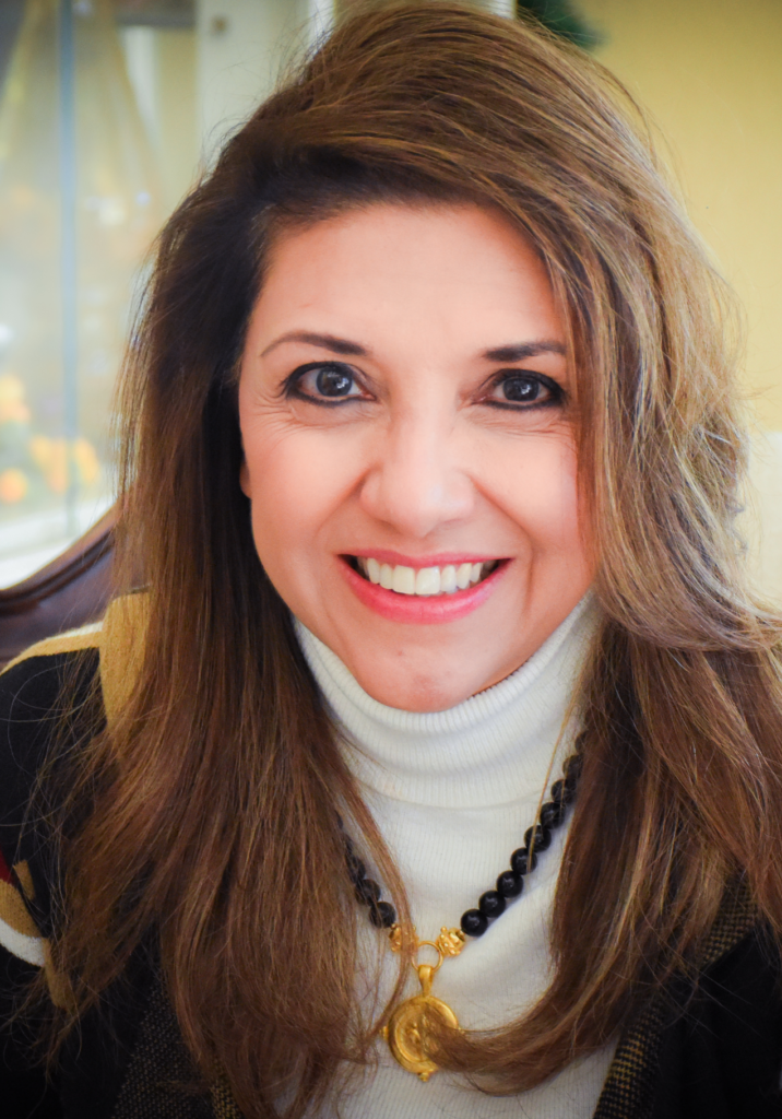 Bianca Rhodes is President & CEO of Knight Aerospace.