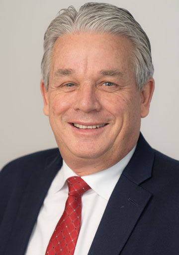 James (Rick) Knight, Executive Vice President – Global Sales