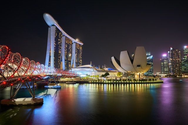 Photo of city in Singapore